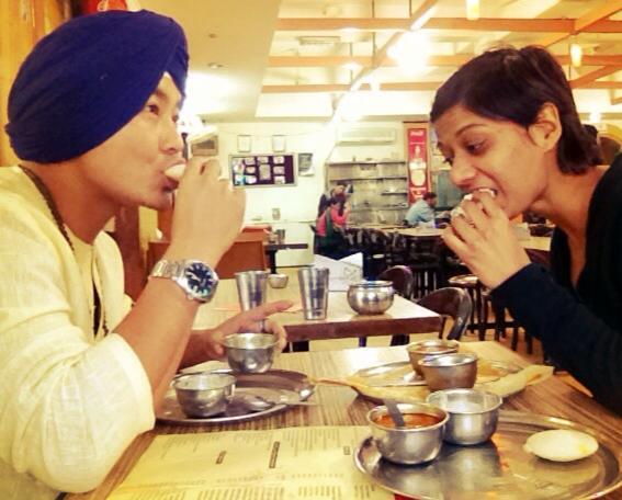 Behind the Scenes - Amritsar and Sri Harimandir Sahib
