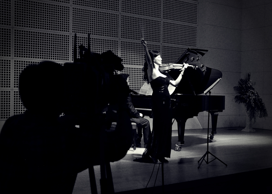 Siow Lee Chin's solo recital.