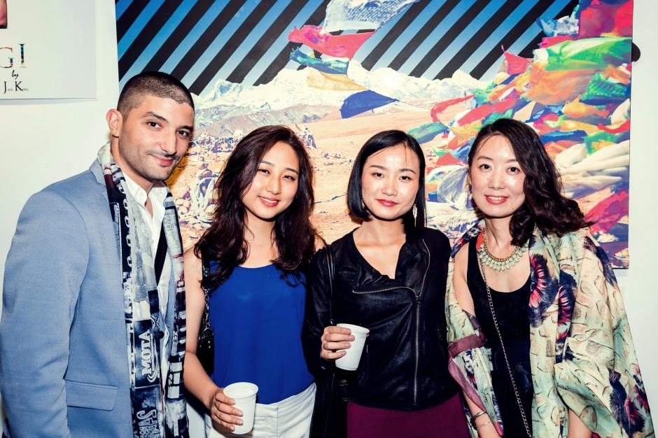 Viaggi Launch Shanghai